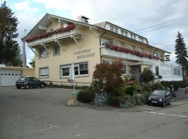 Gasthof Berghof, Ühlingen-Birkendorf