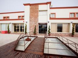 Hotel Insula Barataria, Alcazar de San Juan