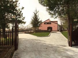 Villa San Leo, Belpasso