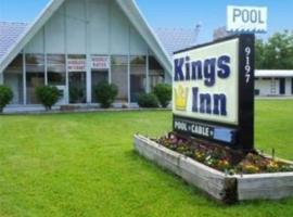 Kings Inn Cleveland, 스트롱스빌