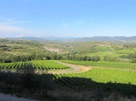 Winery Houses in Chianti, Mercatale Val Di Pesa