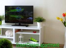 GreenDream apartment