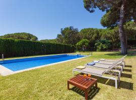 Cute Beach Villa, Sant Andreu de Llavaneres
