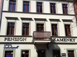 Apartmány Kamenky, Teplice