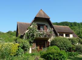 Maison D'hôtes Les Coquelicots, Giverny