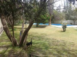 Quinta ay Carmelo, Mendoza
