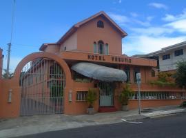 Hotel Vesuvio, San José