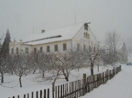 Penzion Selsky Dvur, Raspenava