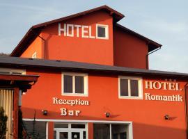 Hotel Romantik, Bălăuşeri