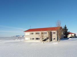Farmhouse Lodge, Skeiðflötur