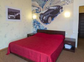 Hotel Garazh, Belgorod