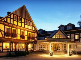 Romantikhotel Platte, Attendorn