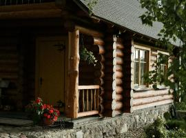 Brīvdienu māja Pie sievasmātes, Cesvainė