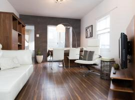 Two Bedroom Apartment on Turgeon