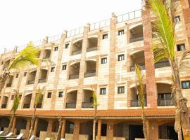 Hotel le virage, Dakar