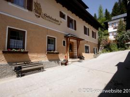 Haus Schluder - Familie Stanitzer, Weissensee