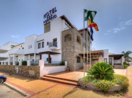 Hotel Porfirio, Zahara de los Atunes