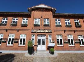 Hotel Thormählen, Любек