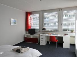 Primestay Apartmenthaus Zürich Seebach