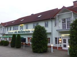 Hotel Am Meilenstein, Dunkelforth