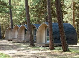 BB camping, Liepoja