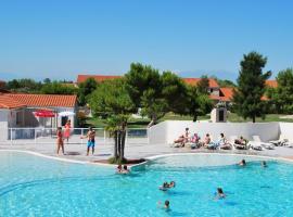 Grand Bleu Vacances – Résidence Le Mas de Torreilles, 또헤이으