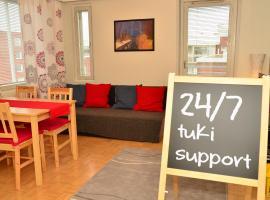 Helppo Hotelli Apartments Tampere