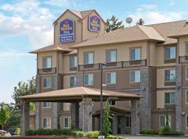 Best Western Plus Parkersville Inn & Suites, Washougal