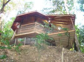Waterfall Villa & Jungle Retreat, Barú