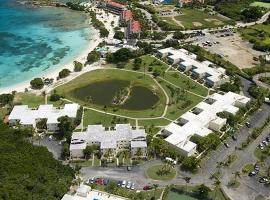 Crystal Cove Beach Resort, Christiansted
