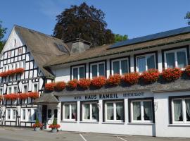 Hotel Haus Rameil