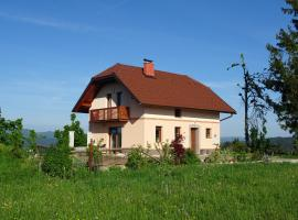 Holiday Home Razglednik, Logatec