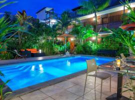 Hotel Ker Alberte, Cayenne