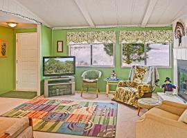 Huckleberry Cabin, Dryden