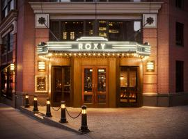 The Roxy Hotel Tribeca