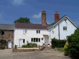 Broncoed Uchaf Country Guest House, Mold