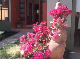 El jardín de Anabelle, San José