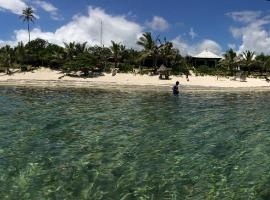 Namuka Bay Resort, Voua
