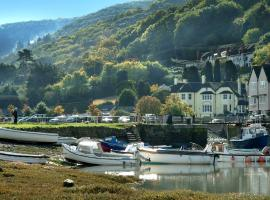 The Cafe at Porlock Weir With Rooms, Porlock