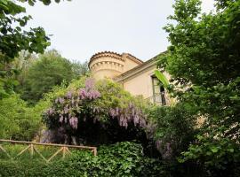 Palazzo Gallotti, Battaglia
