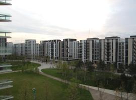 East Village Apartments, Londýn