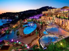 Sianji Well-Being Resort, Turgutreisas