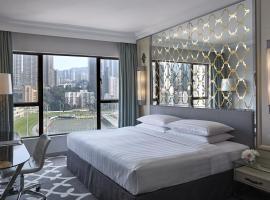 Cosmopolitan Hotel Hong Kong (to be renamed as Dorsett Wanchai Hong Kong)