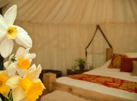 Plush Tents Glamping Hotel, Chichester