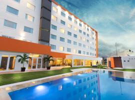 Hampton Inn & Suites by Hilton Paraiso, Paraíso