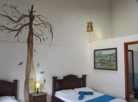 Hotel Agualuna, San Gil