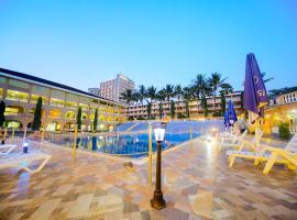 Hotel Africana 3 Star Kampala