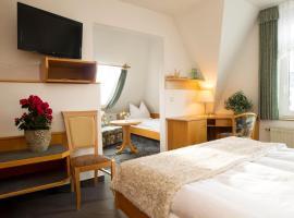Hotel Heinz, Plauen