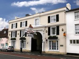 Best Western Red Lion Hotel, Salisbury