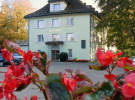 Gästehaus Nidelbad, Rüschlikon
